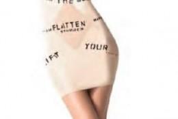 Cum sa porti o rochie modelatoare: Chantal