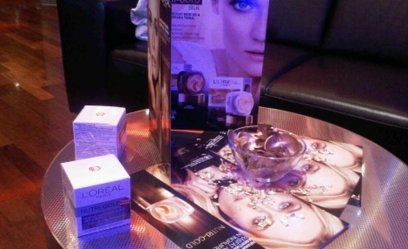 Hidratare de toamna: noua gama Nutri Gold (L'Oreal Paris)