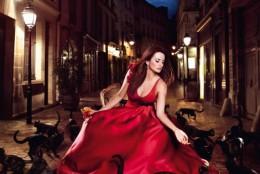 Calendarul Campari 2013 si o poveste fermecata cu Penelope Cruz