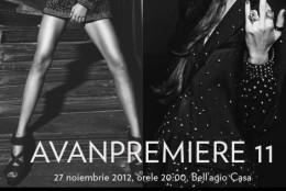 Avanpremiere 11: o noua editie dedicata modei romanesti
