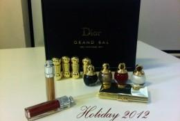 Invitatie la balul frumusetii: colectia speciala de machiaj Grand Bal (Dior)