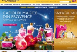 Boutique-ul online L'Occitane