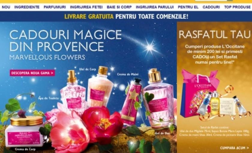 Boutique-ul online L'Occitane