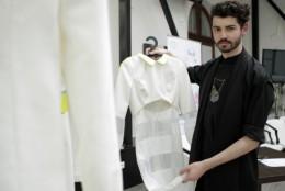 """Catalin Valean: castigatorul concursului """"Fii creator de Haute-Couleur"""""""