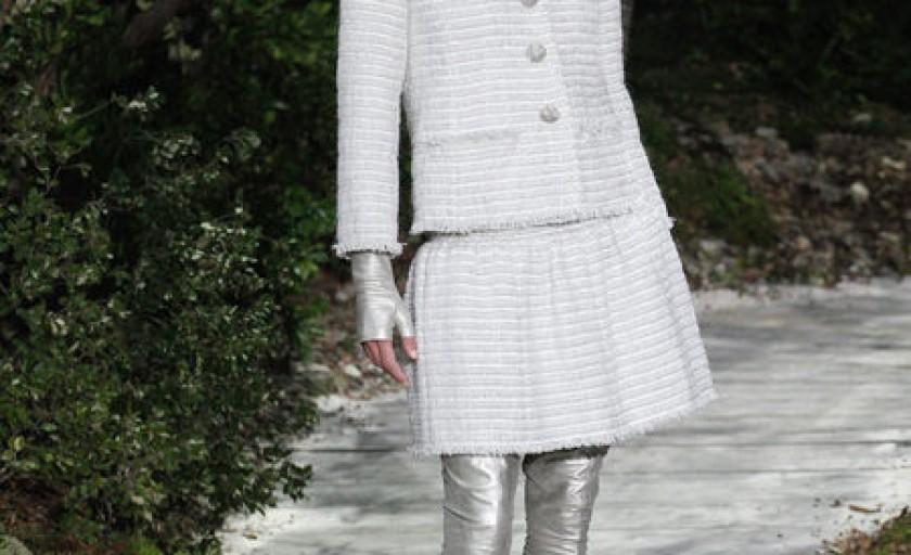Chanel Haute-Couture primavara 2013