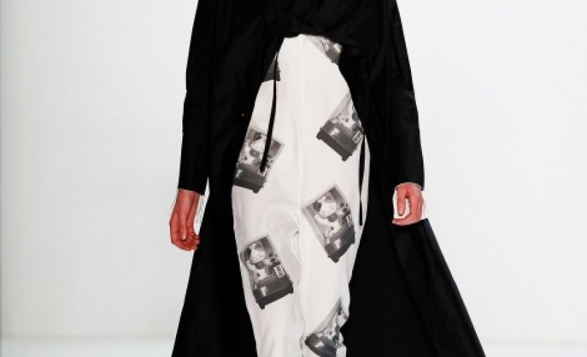 Adelina Ivan toamna-iarna 2013-2014 (Berlin Fashion Week)