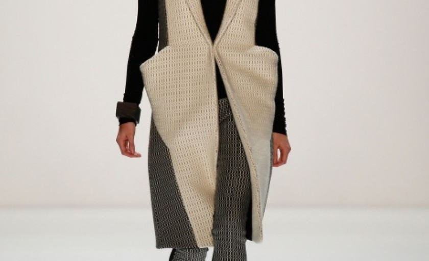 Irina Schrotter by Lucian Broscatean toamna-iarna 2013-2014 (Berlin Fashion Week)