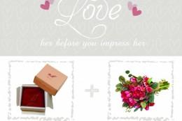 Esarfe M Scarves&Accessories: colectia speciala dedicata Valentine's