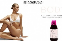Académie Body: bautura drenanta cu extracte din plante
