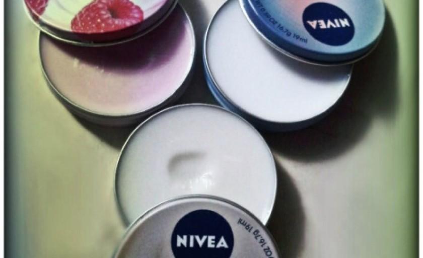 Nivea Lip Butter: arome delicioase si rasfat pentru buze