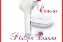 CONCURS: Philips Lumea SC2003 pentru un beauty blogger pasionat