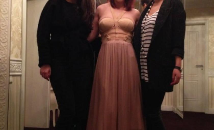 Cristina Savulescu: garderoba insufletita cu povesti