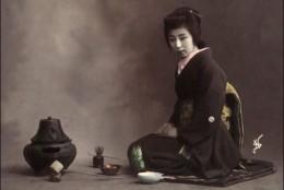 Armonii irepetabile in aburi de ceai verde