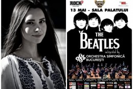 Ia romaneasca si concertul extraordinar Beatles Symphonic