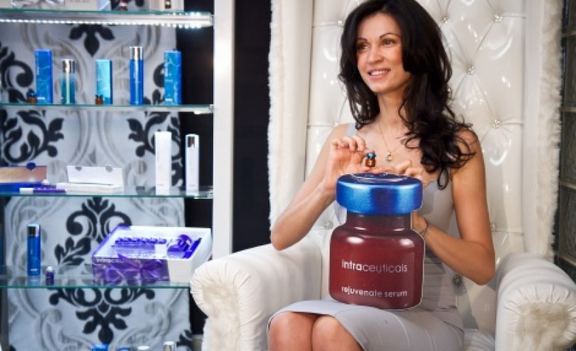 Intraceuticals: rejuvenare faciala si experienta de star la Noblezza Beauty Lounge