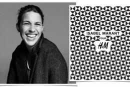 Isabel Marant creeaza pentru H&M: invitatie a la francaise