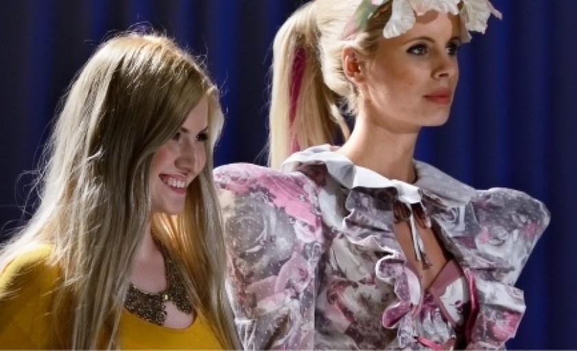 Gala UAD 2013: interviu Imola Toth (Marie Antoinette dolls)