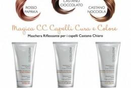 Magica CC Capelli (Collistar): prima masca care ingrijeste si revitalizeaza culoarea parului