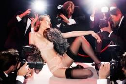 Agent Provocateur toamna-iarna 2013: arta seductiei sublimata in detalii