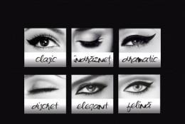Tendinte machiaj toamna-iarna 2013-2014: ochi perfect conturati