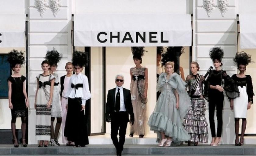 La multi ani, Karl Lagerfeld