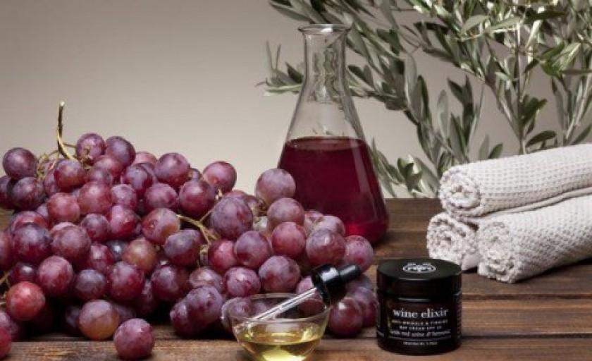 Apivita Wine Elixir: secretul vinului rosu in cosmetica