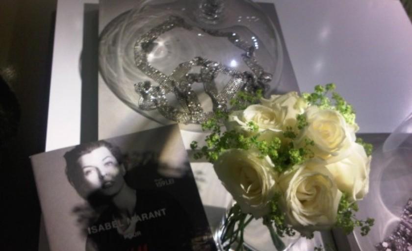 Preview-ul colectiei Isabel Marant pour H&M
