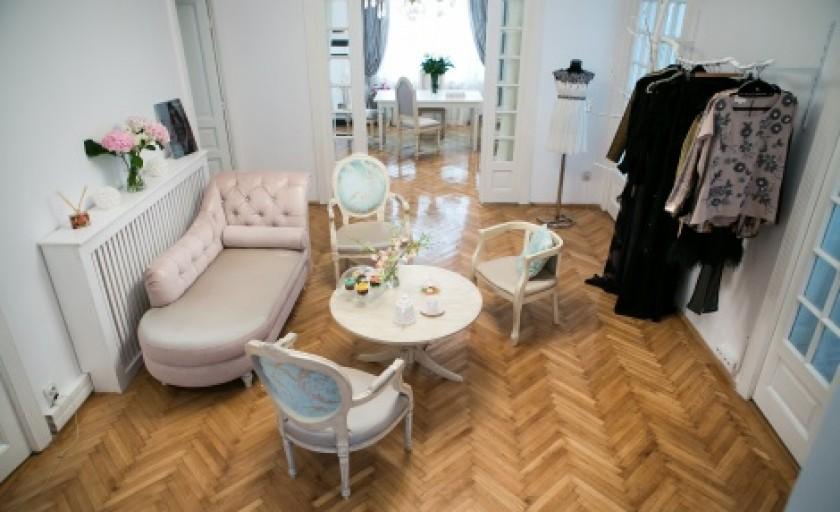 In vizita la noul showroom M. Marquise