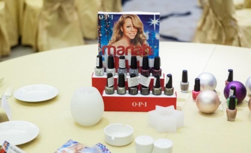 Stralucirea Sarbatorilor intr-o colectie speciala: OPI Mariah Carey Holiday