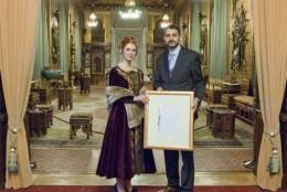 Kristina Dragomir desemnata furnizor al Casei Regale a Romaniei