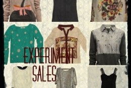 Reduceri de sezon la concept-store-ul Experiment