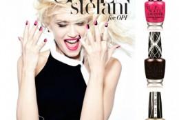 Noua colectie Gwen Stefani by OPI: lacuri de unghii cu texturi noi