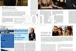 Sugestii de lectura pentru un 2014 plin de inspiratie