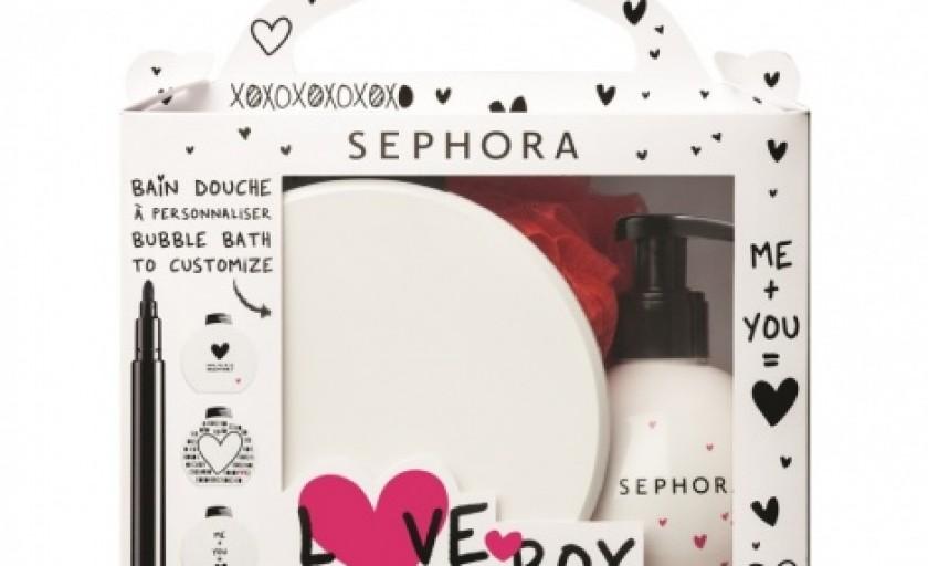 Sephora I love U Bath: pretextul unui ritual de frumusete in doi
