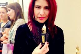 Layering-ul in parfumerie: Amber&Musk (Xerjoff)