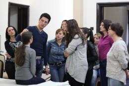 Cursuri de pensat profesional si primul turneu educational de amploare