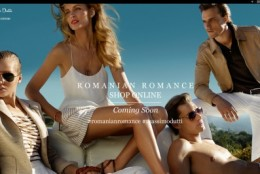 Massimo Dutti Romania la un click distanta: noua platforma de shopping online