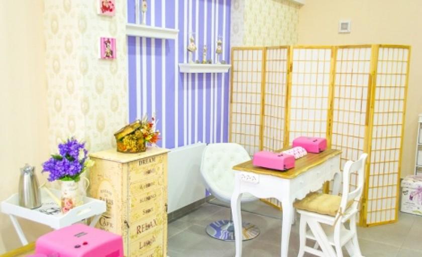 Salon Maison Paris: experienta unei manichiuri impecabile intr-un loc de poveste