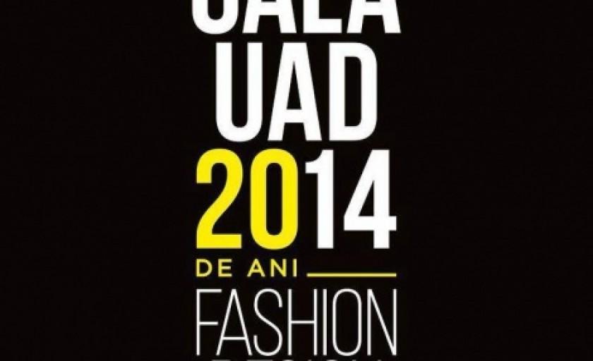 Coordonatele unei gale de moda: diferente notabile relevate la Gala UAD 2014