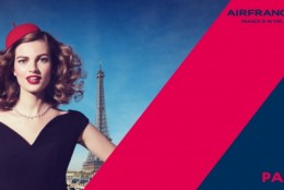 """Air France, France is in the air"": rafinament desavarsit intr-o noua campanie de imagine"