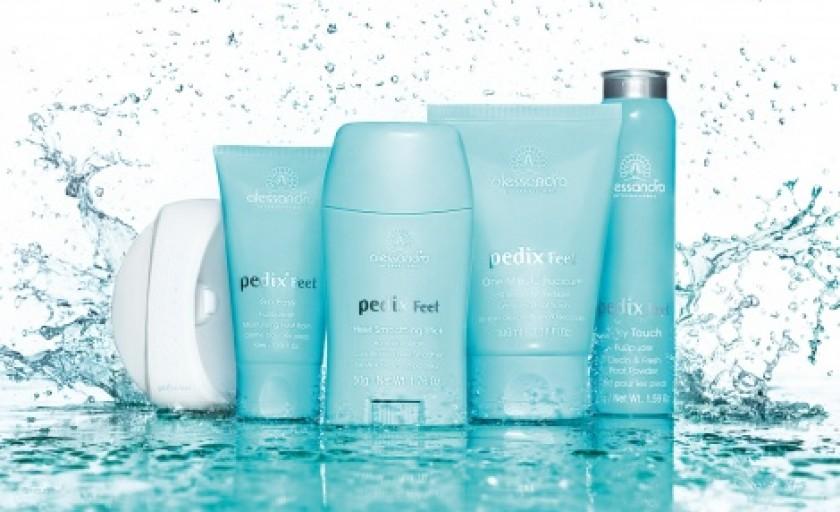 Spray racoritor pentru picioare obosite: Pedix Feet Cooling Ice Spray (alessandro)