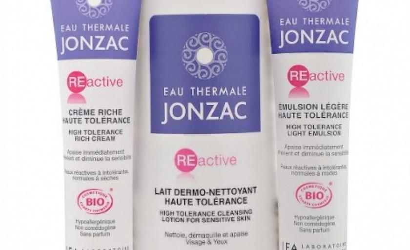 Reactive (Eau Thermale Jonzac): gama completa de ingrijire pentru tenul hiper-sensibil