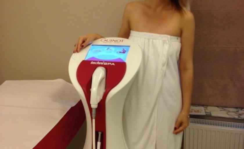 TechniSPA (Guinot): o terapie de ultima generatie pentru combaterea celulitei, redarea fermitatii si drenaj limfatic