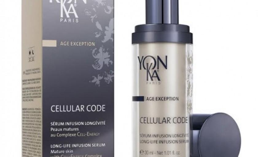 Cellular Code (Yon-Ka): cura de energie pentru revitalizarea tenului matur