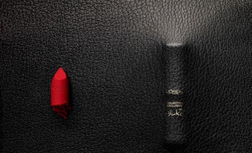 Tentatia rosului pur si noua colectie de rujuri de buze Exclusive Pure Reds (L'Oreal Paris)