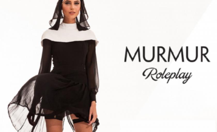 MURMUR Roleplay: jocurile seductiei transpuse intr-un voyeurism fashion sublim