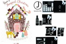 Magic Christmas #2: esentialul pentru o coafura impecabila by J Beverly Hills