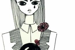 "Merrnoire by Ramona Rusu: tricourile in editie limitata ""Je suis Charlie"""