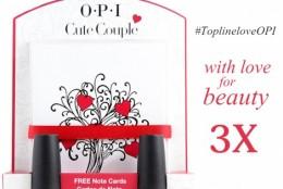 Concurs OPI Valentine's Day: o manichiura irezististibila