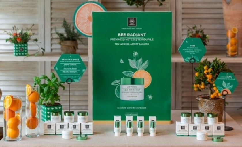 Apivita Bee Radiant: cosmetica regenerativa si noile elixiruri anti-imbatranire
